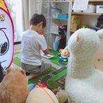 玩具を手放さなかったお子様の【 お別れの儀式 】は、突然はじまったのか?